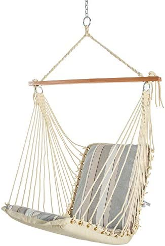 Pawleys Island SDOVE Cushioned Single Swing – Expand Dove