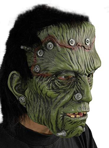 Mad Monster Masks (Zagone Monster Glued and Screwed Mask, Experiment,)