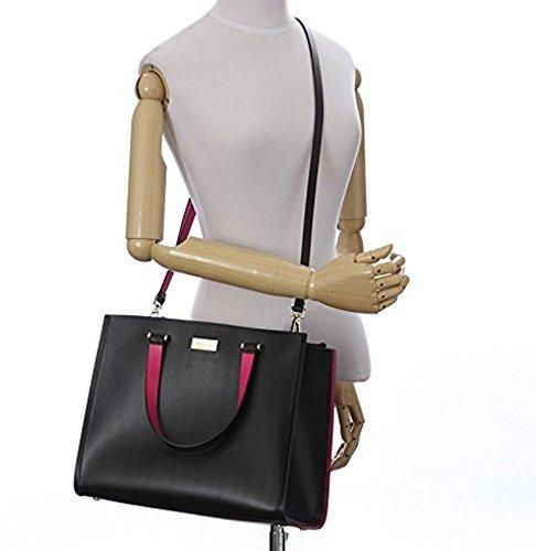 3e13f9883571 Kate Spade New York Krya Arbour Hill Crossbody Handbag (Black Pink)   Amazon.ca  Shoes   Handbags