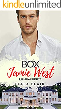 BOX Jamie West: Duologia Completa