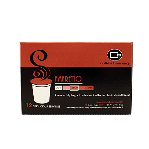 amaretto coffee for keurig - 2