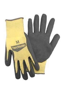 Magid G410T Ultra Grip Nitrile Coated Knit Glove, Medium
