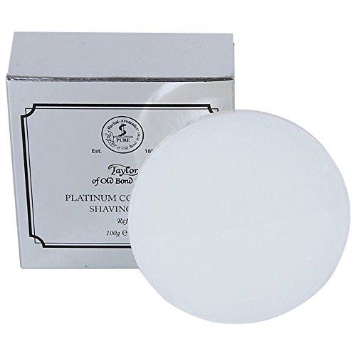 Platinum Collection Mens (Taylor of Old Bond Street Platinum Collection Bowl Refill 100g (Platinum))