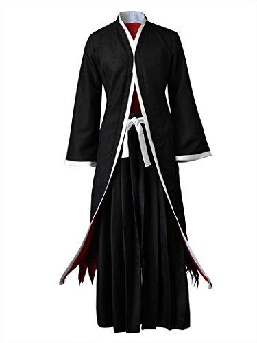 CosFantasy Bleach Kurosaki Ichigo Cosplay Costume mp003090 (Ichigo Kurosaki Cosplay Costume)