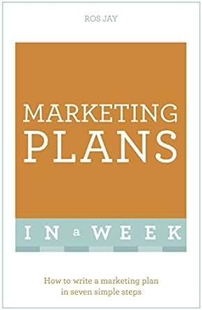 marketing plan for amazon com Amazon marketing plan 1 i- amazoncom history swot analysis ii- why  buy amazon's shares  products.