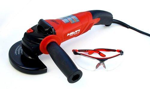 Hilti 00285937 DEG 500-D 5-Inch Angle Grinder Kit with Smart