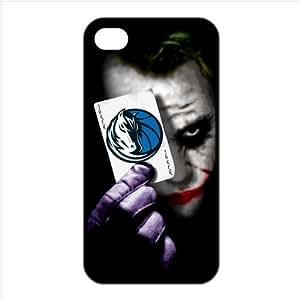 Yedda DIY Design Joker NBA Dallas Mavericks Especial Durable Hard Plastic Case Cover Fits Apple Iphone 4/4s