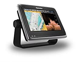 Raymarine a95 Multifunction Display with Wi-Fi & Navionics+, 9\