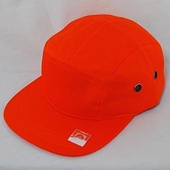 a2306a2e345 City Hunter 5 Five Panel Adjustable Strap Back Baseball Hat Cap  Amazon.co. uk  Clothing
