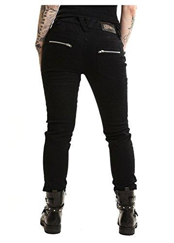 Girl Pantalon De Noir nbsp;nbsp;after Pants Vixxsin aqEUIa