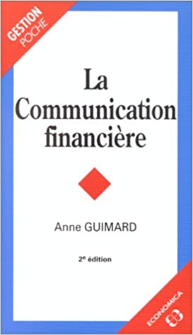 Livres gratuits en ligne La communication financière pdf