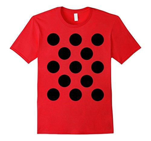 Mens Ladybug T-Shirt Funny Costume Shirt Medium (Funny Group Costume Ideas For Work)