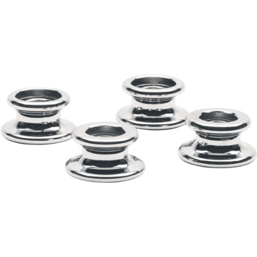 Cobra Bungee Knobs for 2003-2006 Honda VTX1300CRS - Chrome