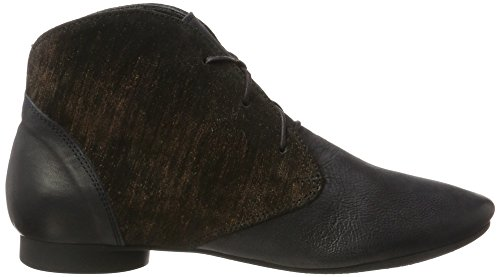 Think Kombi Boots Desert Whiskey 59 Guad Black Women's 5 UK Multicolor xUzrtUq