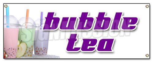 Bubble Tea Poster - Bubble Tea Banner 18