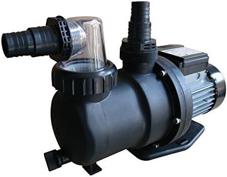 Gre PP076 - Bomba de filtración para Piscina, 550 W, 9.500 l/h