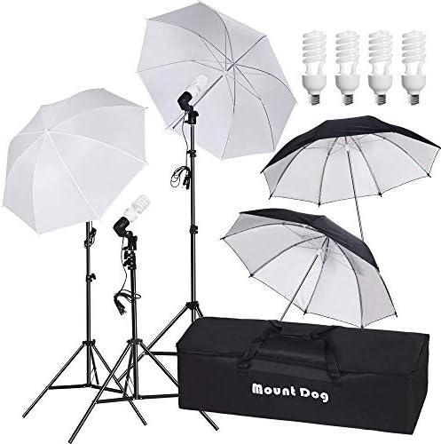 MOUNTDOG Photography Umbrella Professional Continuous product image