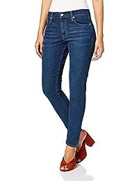 Calvin Klein Slim Jeans para Mujer