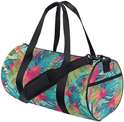 ボストンバッグ 自然の葉 柄 ジムバッグ ガーメントバッグ メンズ 大容量 防水 バッグ ビジネス コンパクト スーツバッグ ダッフルバッグ 出張 旅行 キャリーオンバッグ 2WAY 男女兼用