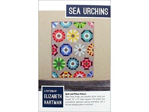 Elizabeth Hartman Sea Urchins Ptrn Pattern