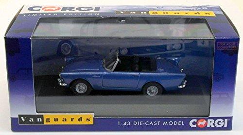 (Vanguards Sunbeam Alpine Series 2 Diecast Model Car)