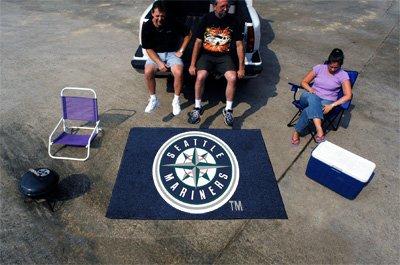 Fan Mats Seattle Mariners Tailgater Rug, 60'' x 72''