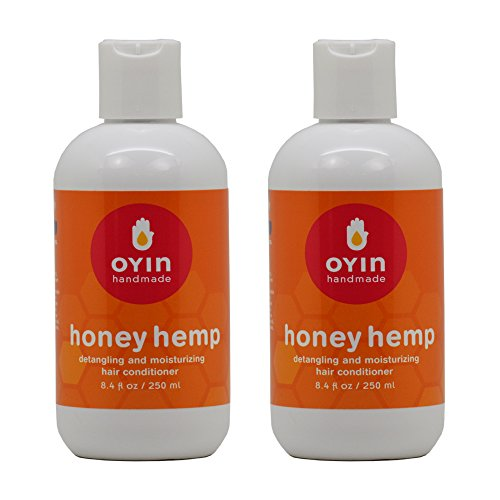 Oyin Handmade Honey Hemp Hair Conditioner 8.4oz
