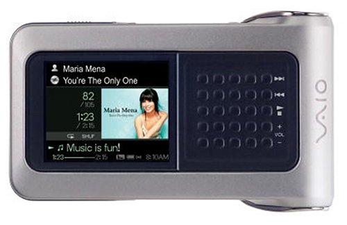 Sony Vaio Touchpad - Sony VGF-AP1L 40 GB VAIO Pocket Digital Music Player