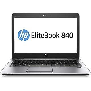 "HP EliteBook 840 G3 Business Laptop, 14"" Anti-Glare FHD, Intel Core i5-6200U, 16GB DDR4, 1TB SSD, Webcam, Windows 10 Pro (Renewed)"