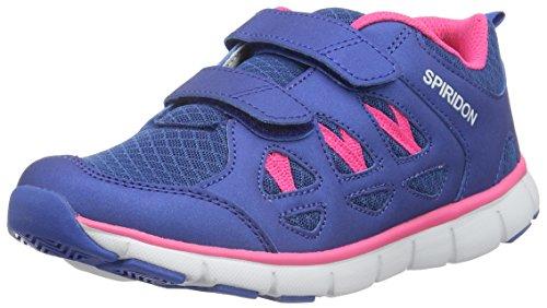 EB kids Spiridon Fit V, Zapatillas para Niñas Morado (Lila/pink)