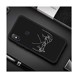 Amazon.com: Patterned Phone Case for Xiaomi Mi 8 A2 Lite
