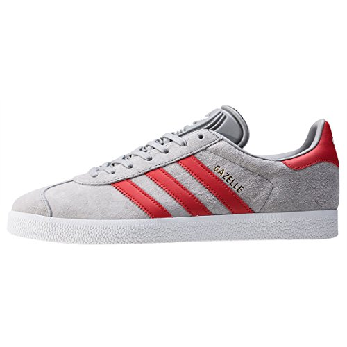 adidas Gazelle Junior Grise Et Rouge Gris 38?