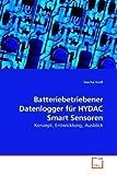 Batteriebetriebener Datenlogger Für Hydac Smart Sensoren, Sascha Groß, 3639236424