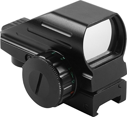 AIM SPORTS RT4-06C Dual Illuminated 4 Different Reticles wit