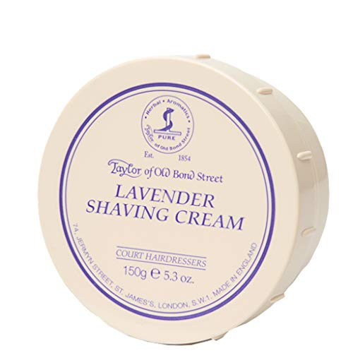 Taylor of Old Bond Street Lavender Shaving Cream Bowl ()