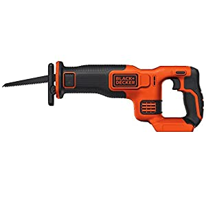 BLACK+DECKER BDCR20B 20V Max Lithium Bare Reciprocating Saw