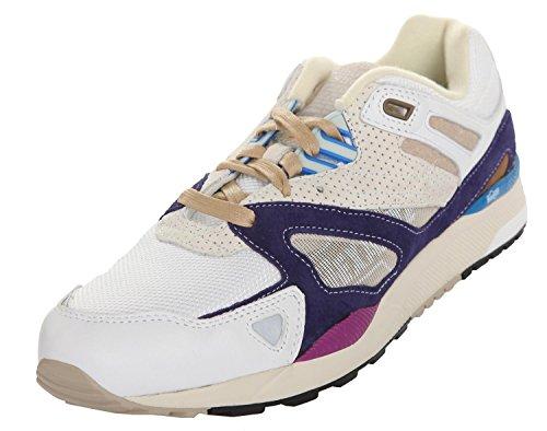Reebok Herren Sneakers GS Ventilator II White-Wicked Blue-Khaki M48360