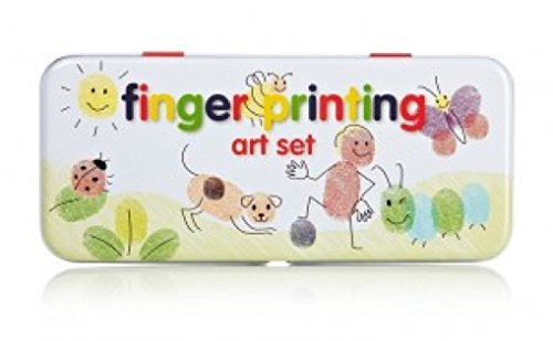 NPW-USA Finger Printing Art Set, Classic