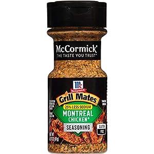 McCormick Grill Mates Brown Sugar Bourbon Seasoning, 13.5 oz