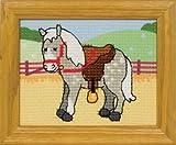 Darcy The Dapple (Horse) - Cross Stitch Kit