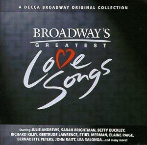 Broadway's Greatest Love Songs ()