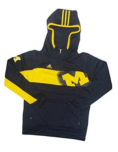 Quarter Zip Hooded Jacket - 2