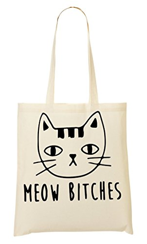 Kitten Meow Fourre Provisions CP Sac Bitches Tout À Sac azZn4wn