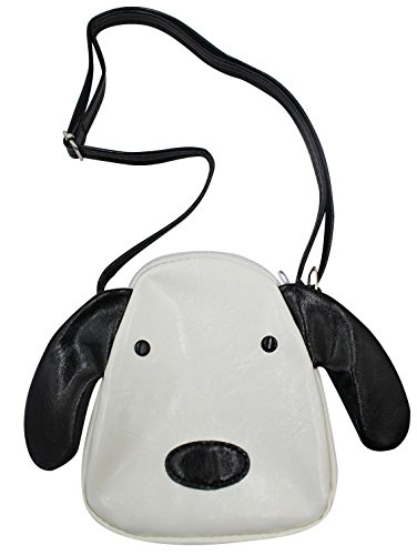 Aibearty Unisex Children Cute Mini Shoulder Bag, Wallet Purse Pouch, Animal Crossbody Bag, Dog