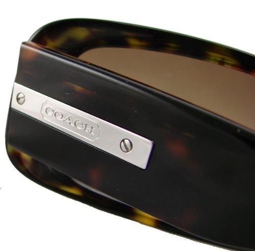 Amazon.com: Coach – Gafas de sol Megan S427 Tortoise Frame ...