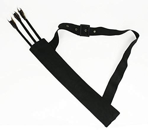 Quiver and Arrow Set Costume Accessory (One Size)