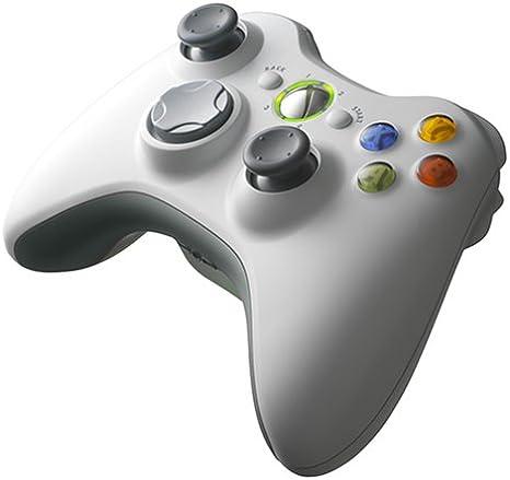 Microsoft Xbox 360 Wireless Controller Gamepad: Amazon.es: Informática