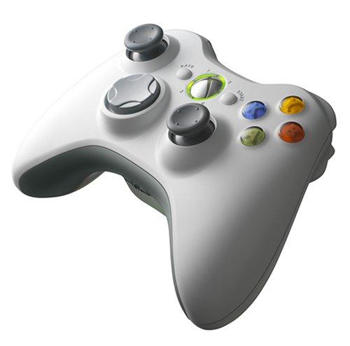 Xbox 360 Wireless Controller White