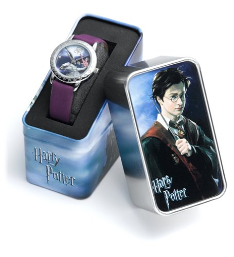 Harry Potter Kids' Prisoner of Azkaban Edition Collectible Watch