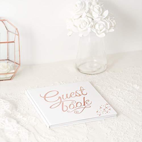 (Calculs Polaroid Wedding Guest Book 8.5
